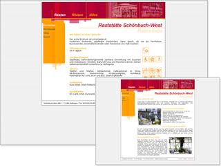 Webseite Schönbuch West