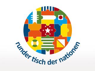 Logo für den Runden Tisch der Nationen