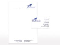 Geschäftsausstattung für UG-Finanz