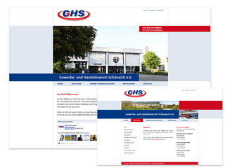TYPO3 für den GHS