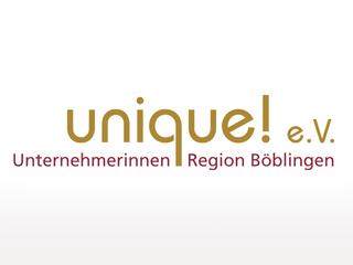 Logoentwicklung für unique! e.V.