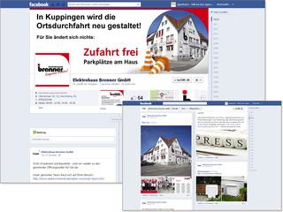 Elektro Brenner auf Facebook