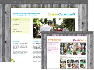TYPO3 für Birkenbach Veranstaltungen