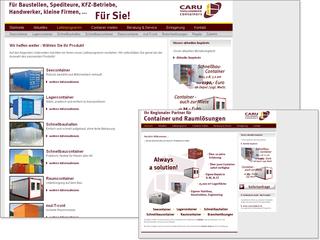 TYPO3 für R. Thollembeek GmbH