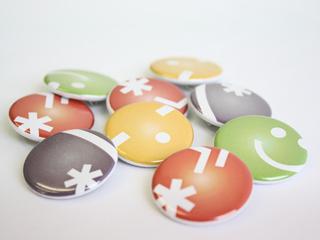BöbiCons als Buttons