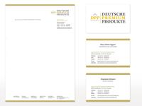 Geschäftsausstattung für Eggers DPP GmbH