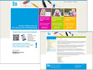 Relaunch Webseite IB Schulen