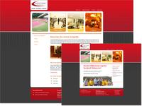Webseitenentwurf für den Sportpark