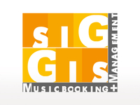 Logo für siGGis Musicbooking + Management