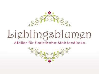 Logo für Lieblingsblumen