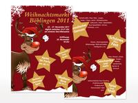 Weihnachtsmarkt in Böblingen