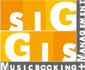 siGGis Musicbooking + Management