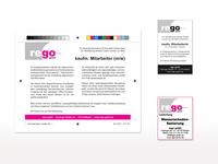 Zeitungsanzeigen für rego GmbH