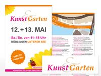 Relaunch für Kunst & Garten