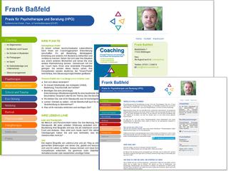 TYPO3 für Frank Baßfeld