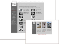 Webseite für Heyd Gallery