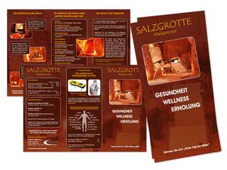 Flyer Salzgrotte Maikammer