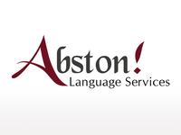 Logoüberarbeitung für Abston! Language Services
