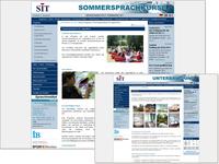 TYPO3 für Sprachinstitut Tübingen