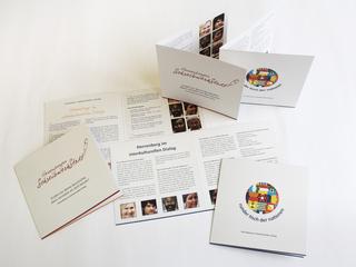 Flyer für Schreibwerkstatt und Runden Tisch