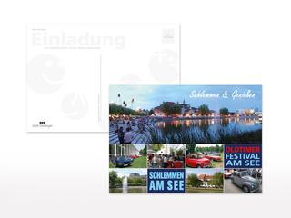 Flyer für Schlemmen am See