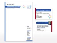 Gestaltung der Geschäftsausstattung