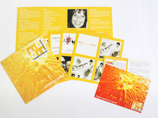 Werbeflyer für siGGis Musicbooking
