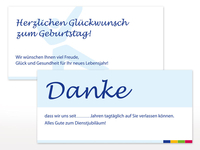 Karten für die VK gGmbH