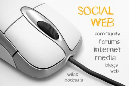 Maus und Web 2.0 Schlagworte