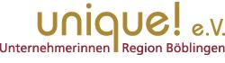unique! e.V. Unternehmerinnen Region Böblingen